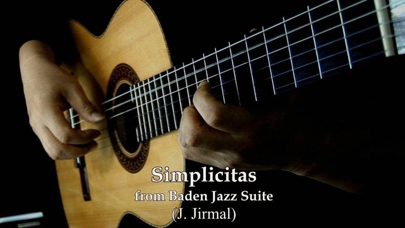 Yoo Sik Ro (노유식) plays Simplicitas from Baden Jazz Suite by Jiří Jirmal