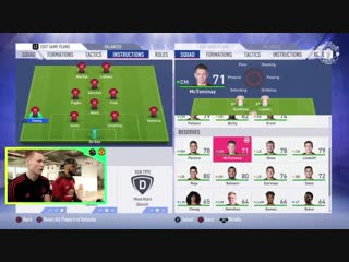 FIFA 19 Pro Battle! ¦ Scott McTominay v ChuBoi ¦ Register for the ePremier League now!