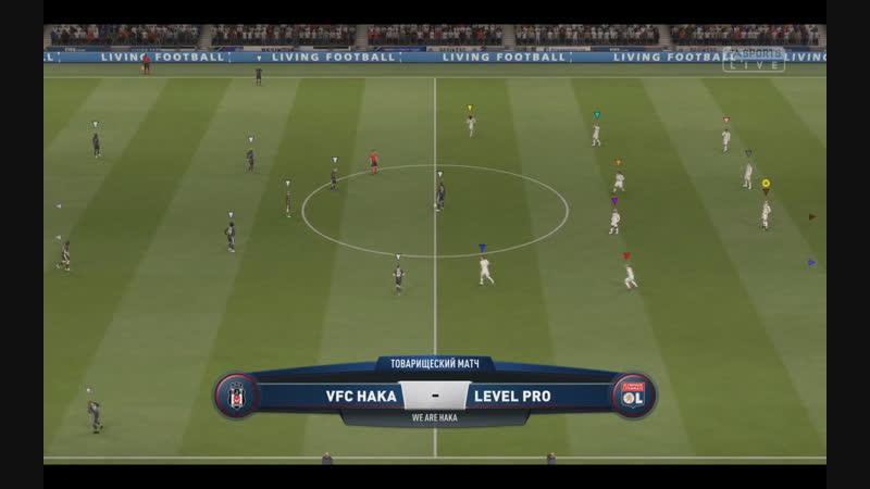 Обзор матча | РКПЛ, 16 тур | VFC HAKA - Level Pro eSports