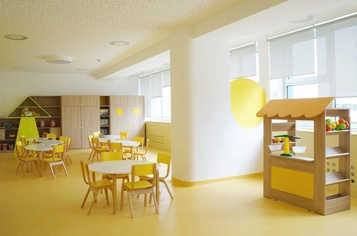 FCA Srbija Kindergarten / IDEST Doo