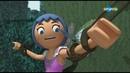 Супер 4 - Лабиринт страхов, Добро пожаловать в джунгли, Супер 5