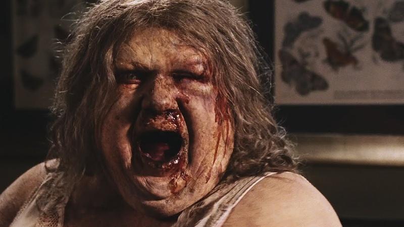 Тучная тётя зомби. Рассвет мертвецов. (2004)