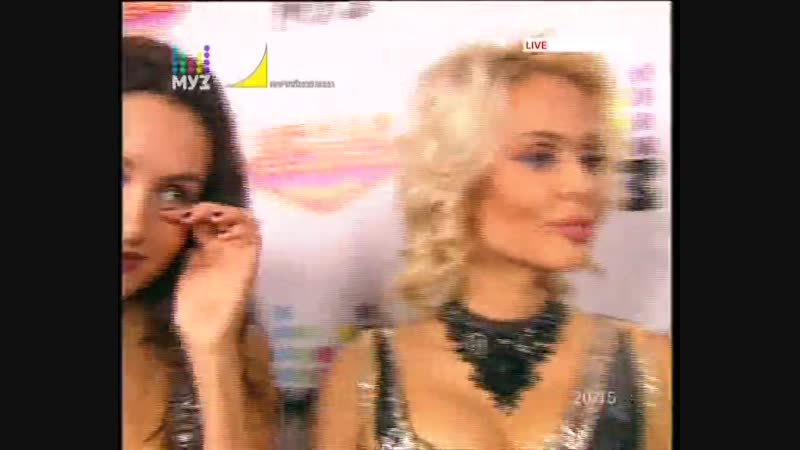 Блестящие на Партийной Зоне МУЗ-ТВ (17.10.2015)