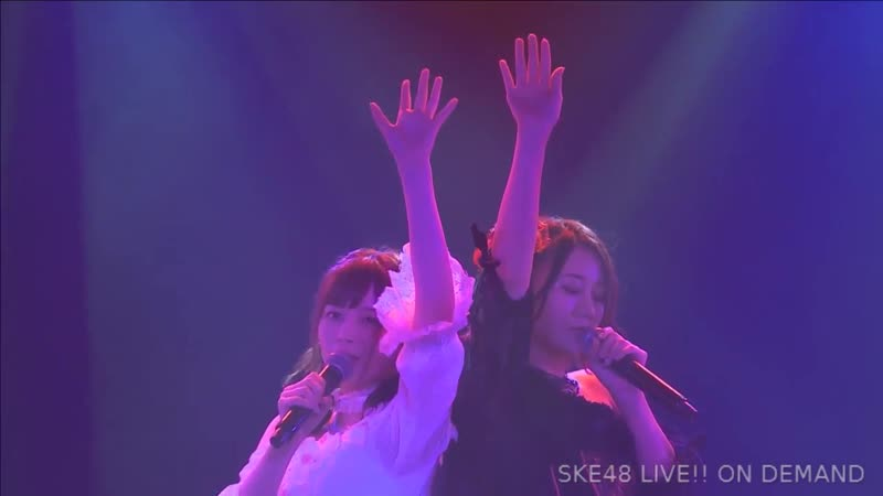 SKE48 Team KII 6th Stage Saishuu Bell ga Naru День рождения Мизуно Аири 2018 09 27