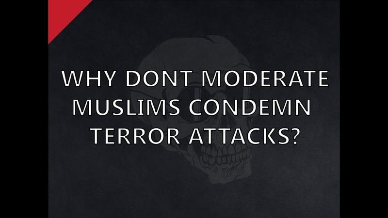 Moderate Muslims Terror Attacks