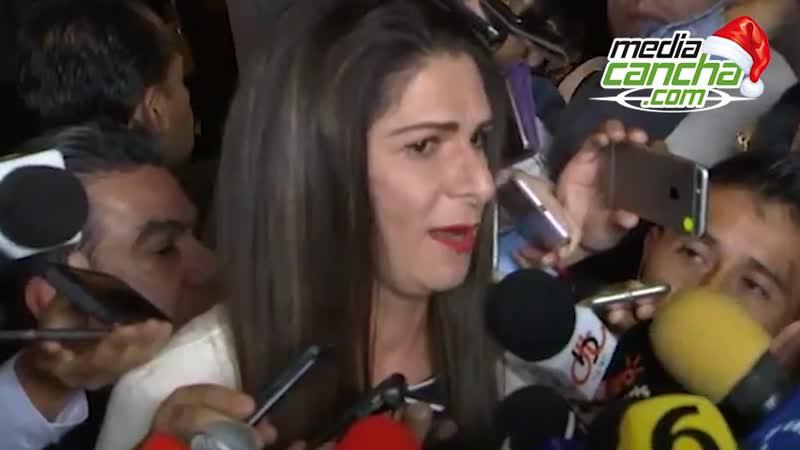 Ana Guevara recibe oficialmente instalaciones de Conade