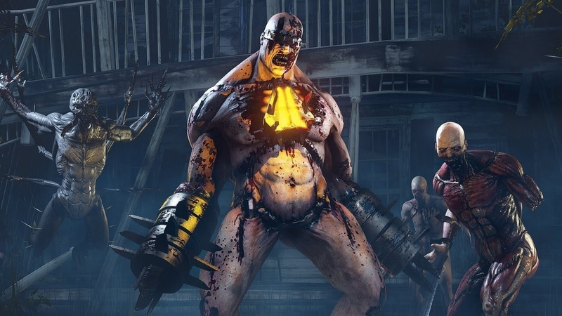 Killing Floor: Incursion VR: About this game, Gameplay Trailer
