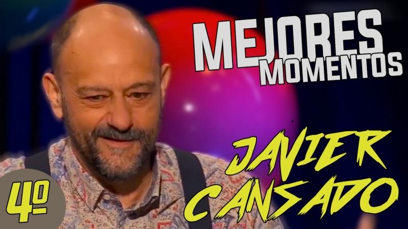 Los mejores momentos de Javier Cansado (4ªParte)