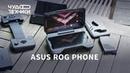 Распаковка ASUS ROG Phone — смартфон для геймеров