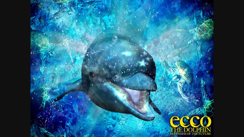 Прохождение ECCO DOLPHIN (SEGA DREAMCAST) от AngeliveD