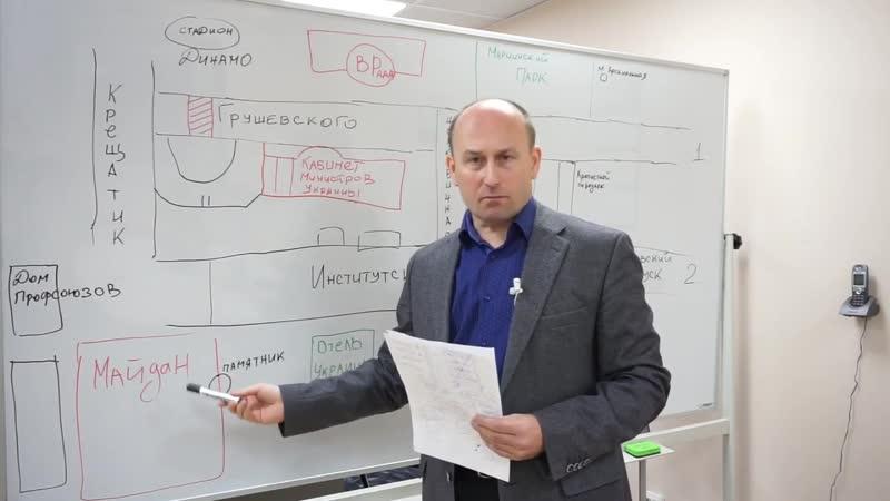 Николай Стариков_ Майдан в Киеве, беспорядки в Париже – что общего