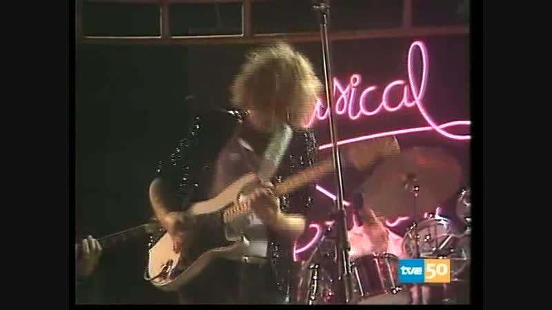 Kevin Ayers - Musical Express, Spanish TV (1981)_Title1