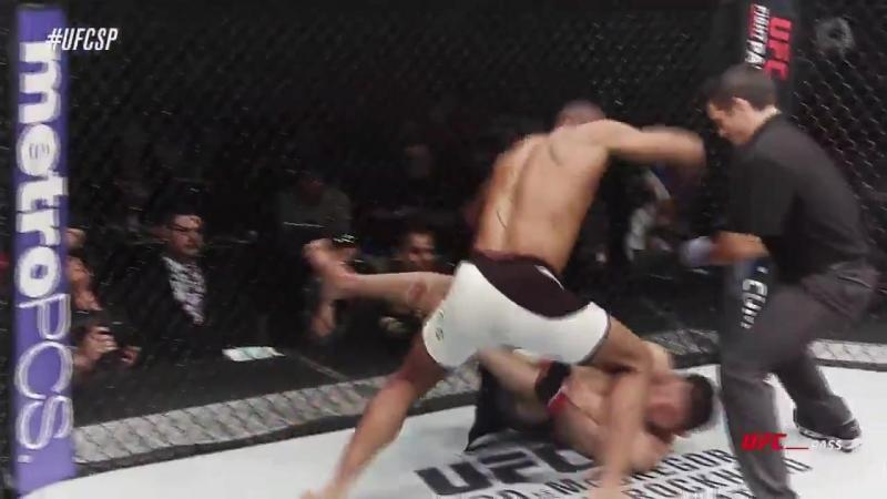 UFCSP Sergio Moraes