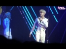 VK160518 MONSTA X fancam - Ex Girl Wonho focus @ Showcase LOST