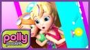 Polly Pocket en Español Peluquería Polly 💜1 Hora de Aventura 🌈Película completa Dibujos animados