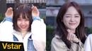 '심쿵미모' 구구단(gugudan) '퀸세정'-위키미키(Weki Meki) 귀염요정 유정의 출근길 @ 181116 KBS 4