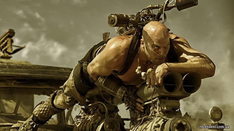 Супер кастом Mad Max пост апокалипсис