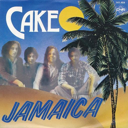 Cake альбом Jamaica