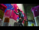 Spider-Man: Into the Spider-Verse Graffiti scene