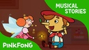 Pinocchio Fairy Tales Musical PINKFONG Story Time for Children