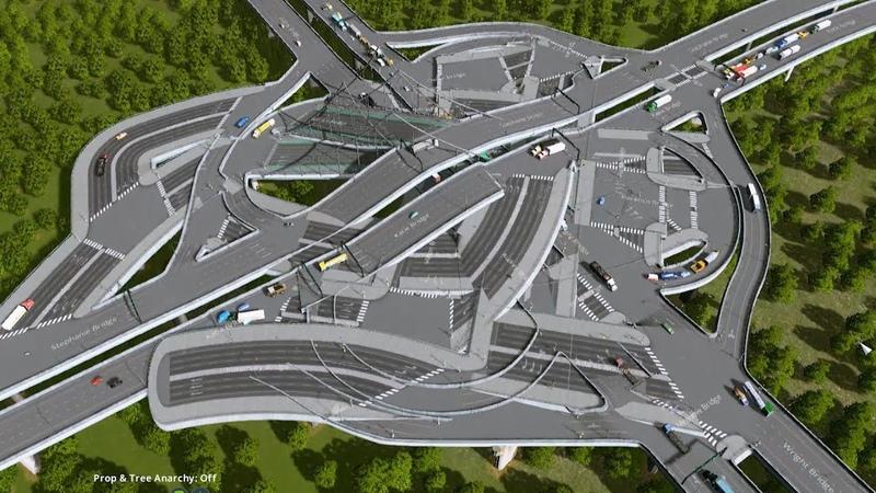 When City Planning in Cities Skylines requires over 1000 Custom Mods
