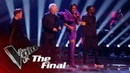 The Coaches Perform 'Come Together' The Final The Voice UK 2018