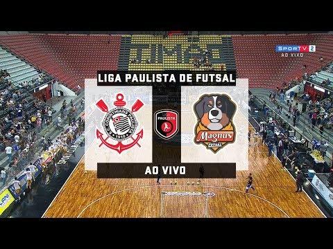Jogo Completo | Corinthians x Magnus/Sorocaba | FINAL | Liga Paulista de Futsal 2018 | 06/12/2018