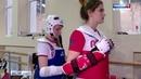 В Алуште проходит тренировка юниорской сборной России по тхэквондо