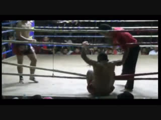Бирманский бокс летхвей: бой тысячи падений. Taung Ka Lay.