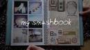 Finished Smashbook 2014 flip through my smashbook