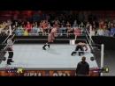 WWE 2K17 Seth Rollins vs Randy Orton