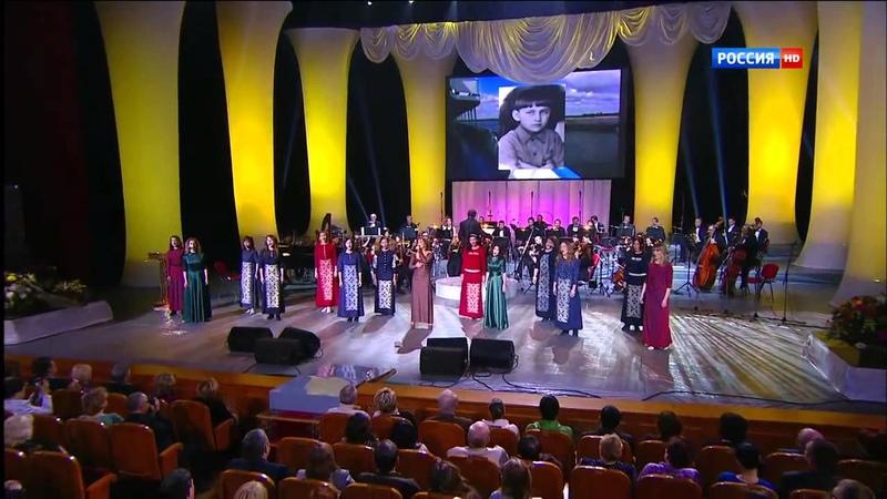 Татьяна Буланова - Песня о родном крае