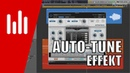 Auto Tune Effekt erzeugen
