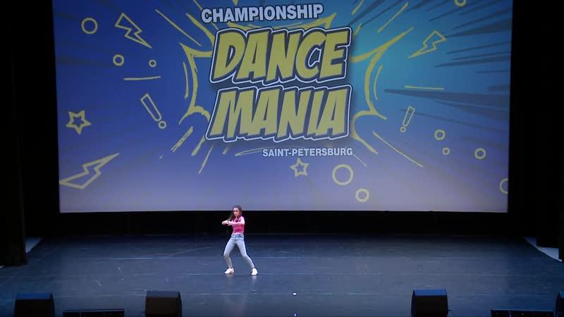 DANCE MANIA | Ребенко Елизавета