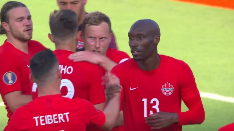 Canada (4) vs. Martinique (0) - Gold Cup 2019