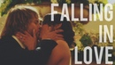 Kensi Deeks ✘ falling in love