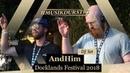 AndHim Live @ Docklands Festival 2018 Munster Germany