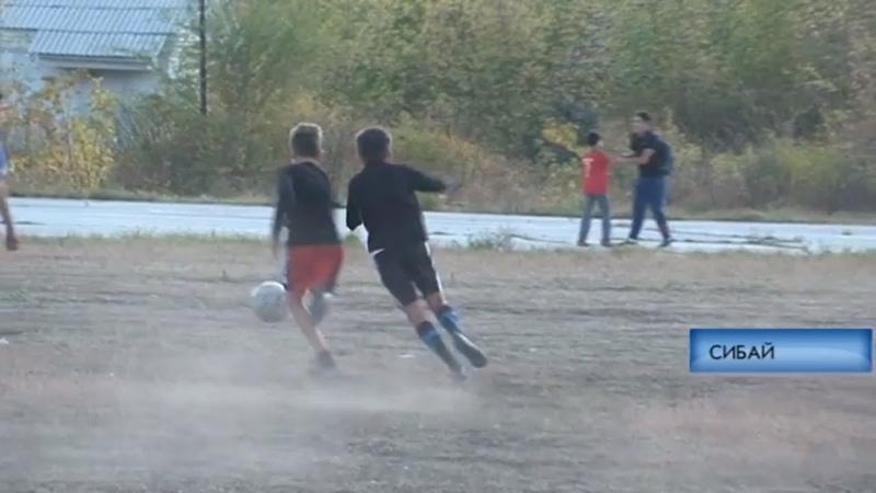 Футбольный турнир среди школьников