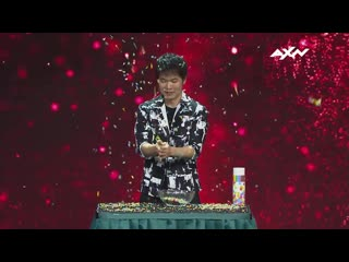 Eric chien (taiwan) - asia's got talent 2019 on axn asia