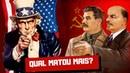 COMUNISMO X CAPITALISMO: QUAL MATOU MAIS? │ NANDO MOURA │ HISTÓRIA │ HENRY BUGALHO