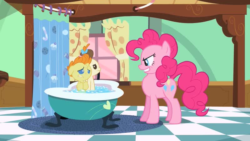 My little pony дружба это чудо, 2 сезон 13 серия, новорождённые пони