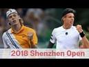 Denis Shapovalov vs Ilya Ivashka Highlights SHENZHEN 2018