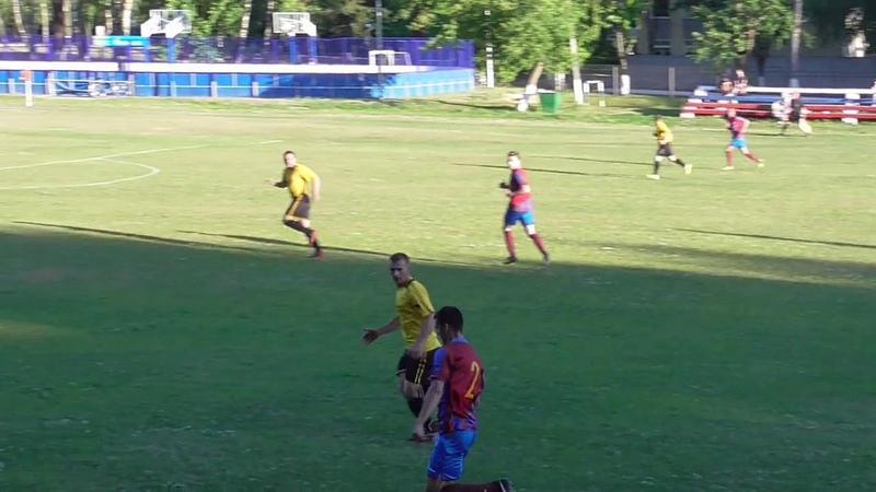 Локоть -Мебельщик (белые Берега) кубок 2 дивизиона первый матч
