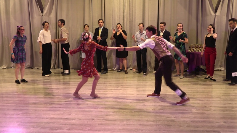 Lindy Hop Strictly Final Jam — Sultans of Swing 2018