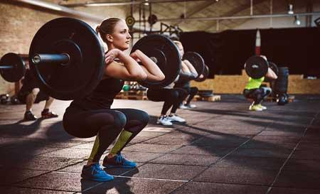 Один фунт мышц может сжечь от 30 до 50 калорий.