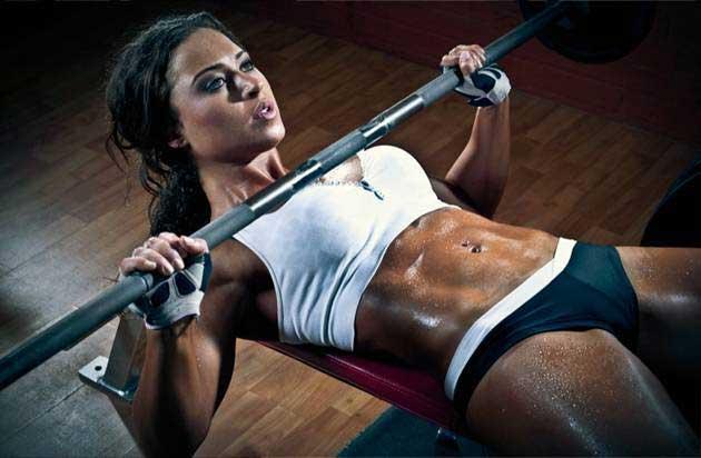 Чем больше мышц у нас на теле, тем больше калорий мы будем сжигать в данный день.