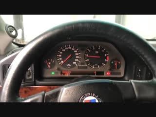 BMW Alpina B10 e34! Мечта с плаката взрослевших в 90-е! Прикоснемся к легенде