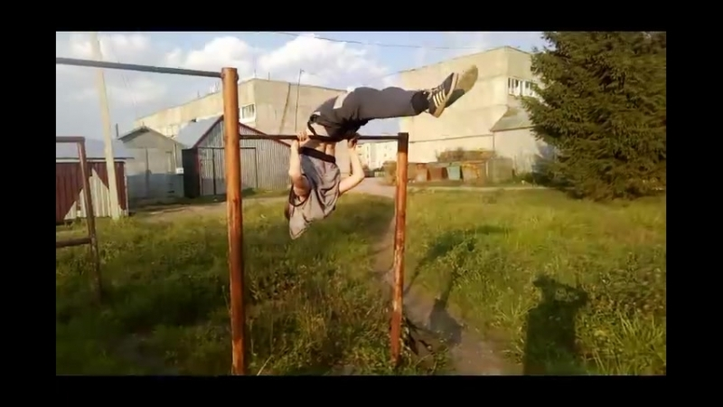 Иван Савельев (Монстр Workouta)