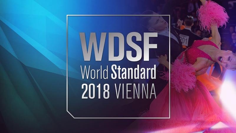 Kolobov - Busk, DEN   2018 World STD Vienna   R1 T