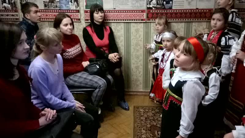 МУЗЕЙ ДЛЯ ВСЕХ! Ансамбль СУББОТЕЯ в музее-квартире М.Н. Мордасовой -1
